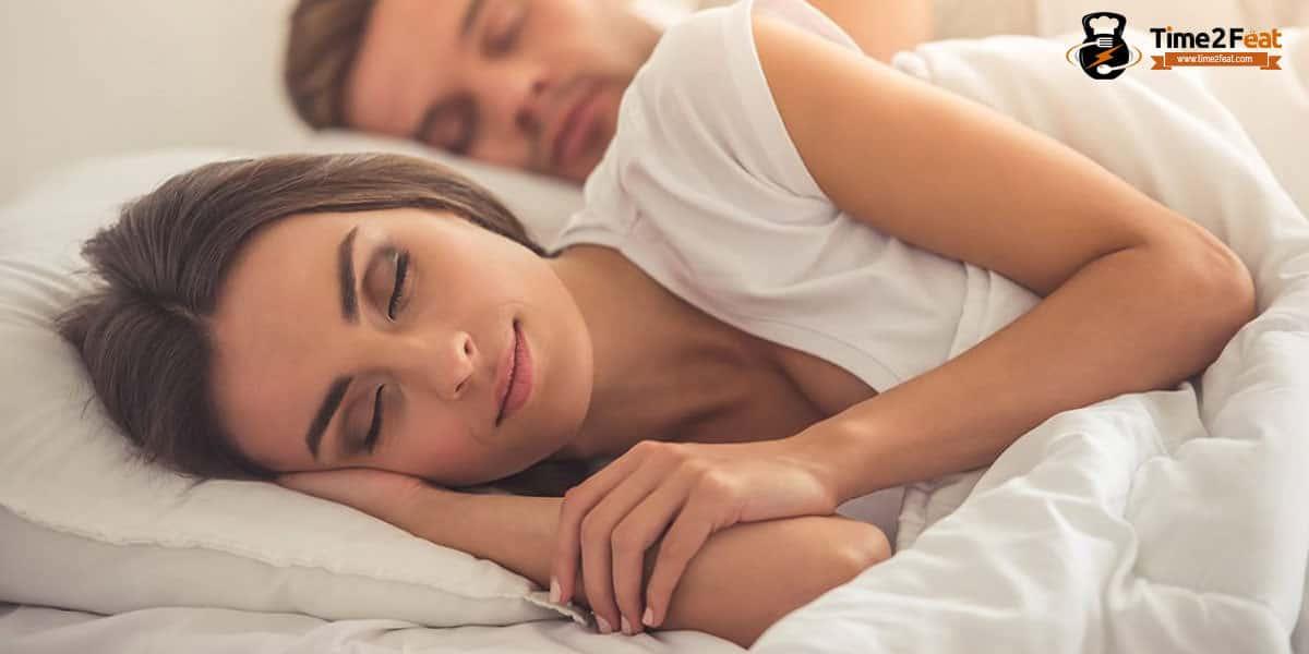 como adelgazar rapido dormir