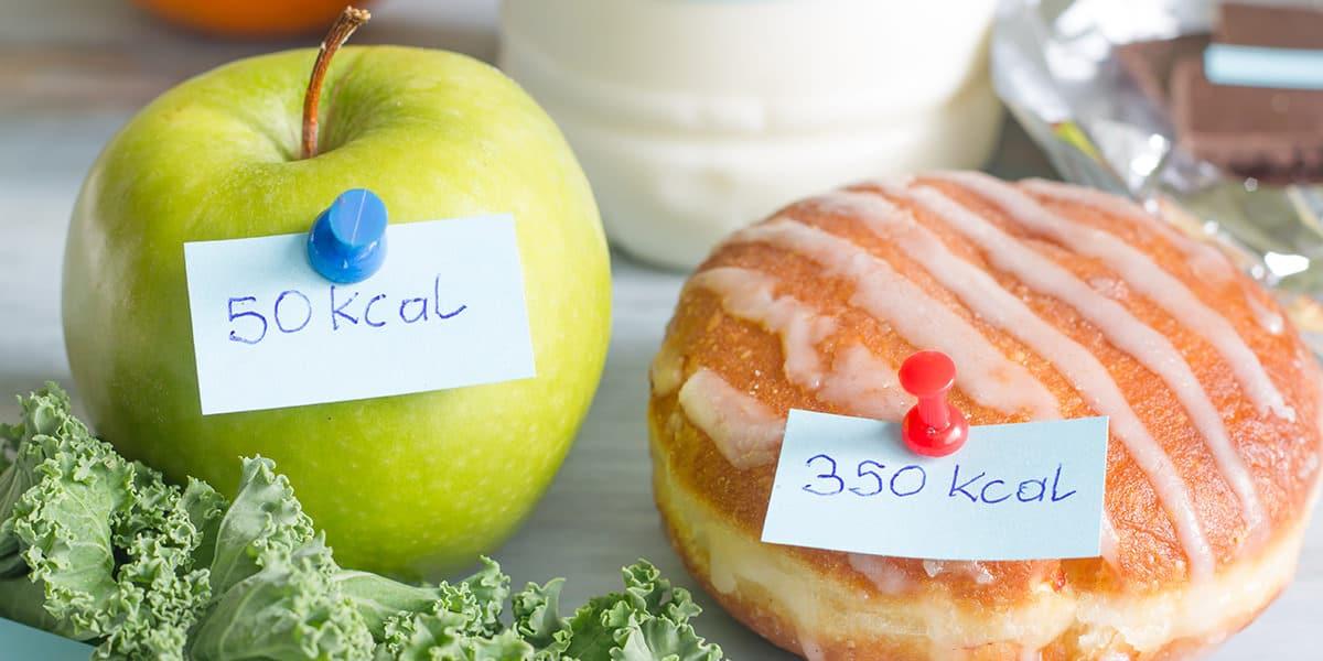 contador calorias alimentos apps