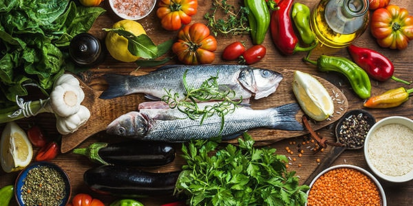 perder peso dieta mediterranea