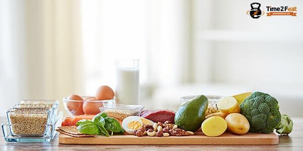 mejores alimentos bajar de peso