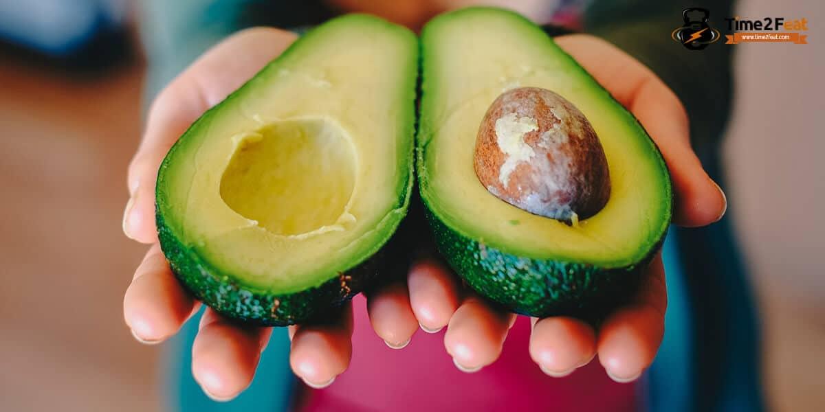 mejores alimentos bajar de peso aguacate