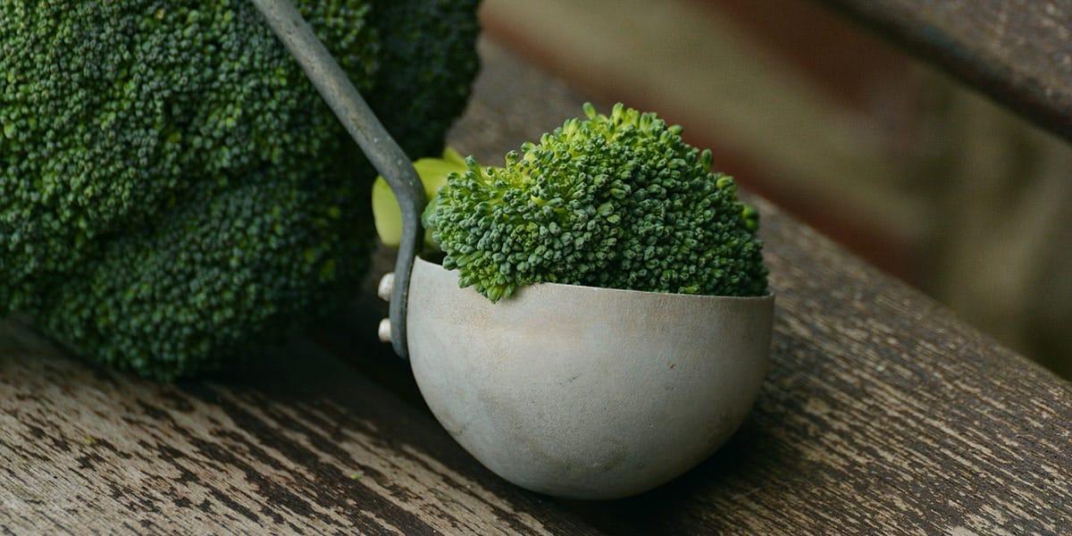 mejores alimentos bajar de peso brocoli