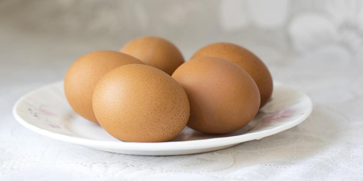 mejores alimentos bajar de peso huevo