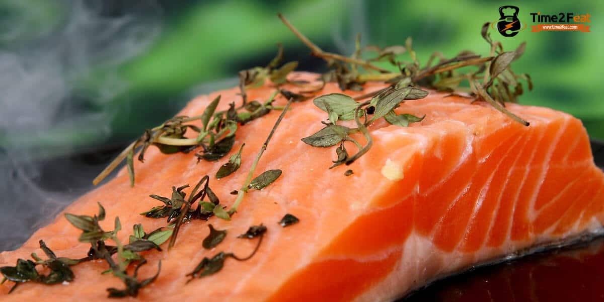 mejores alimentos bajar de peso salmon