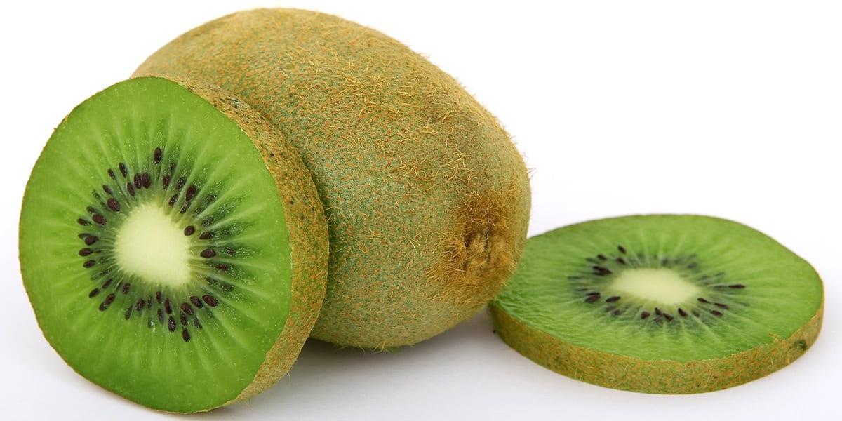 que comer para ponerte morena alimentos kiwi