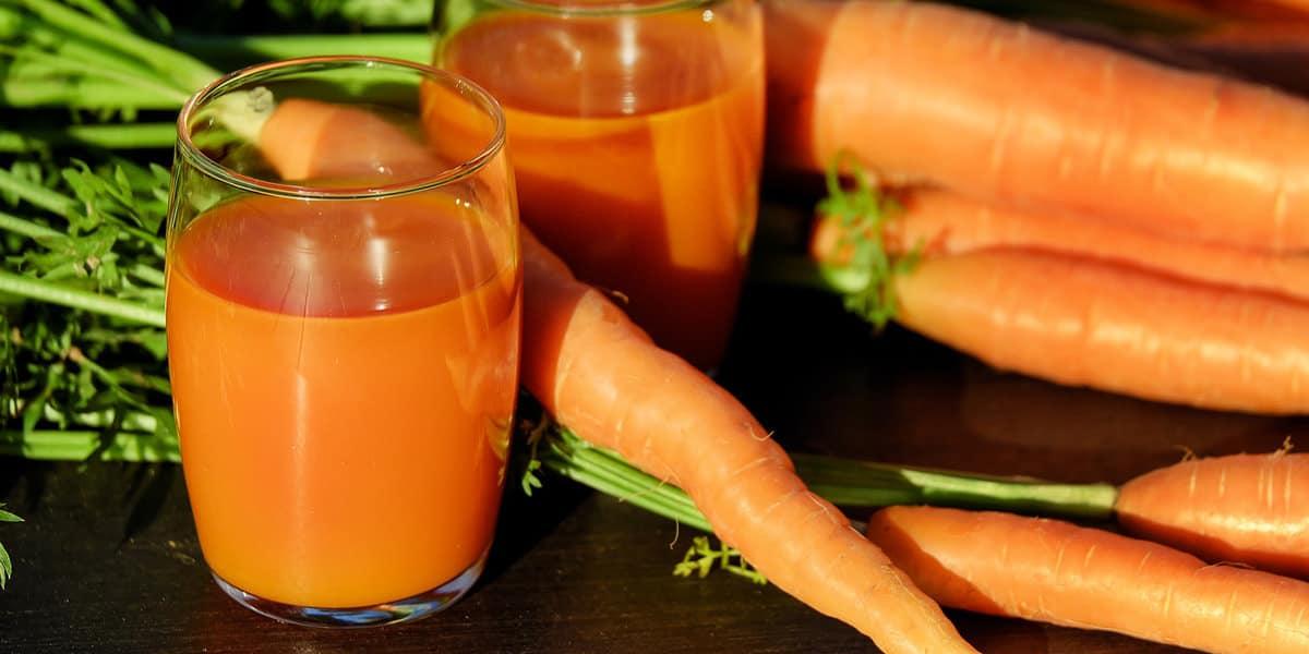 que comer para ponerte morena alimentos zanahoria