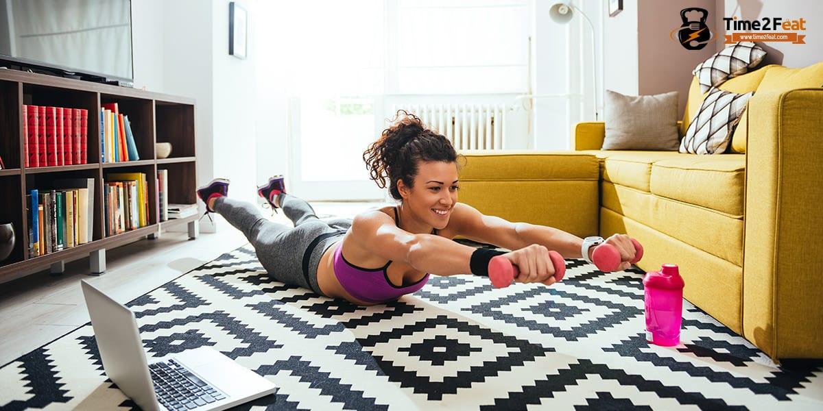 accesorios gimnasio en casa ventajas