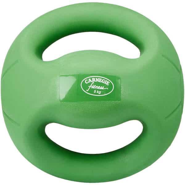 mejores accesorios gimnasio en casa balon medicinal carnegie