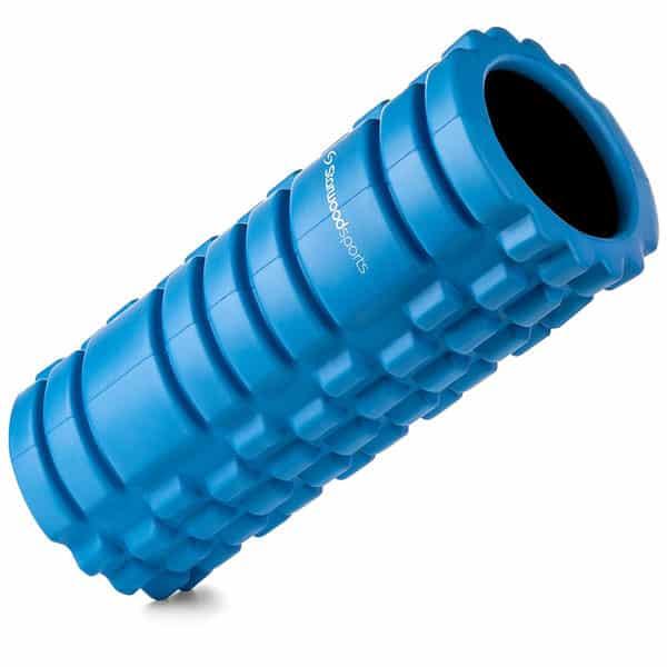 mejores accesorios gimnasio en casa foam roll rodillo starwood sports