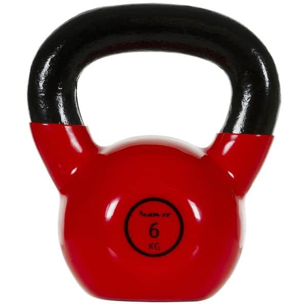 mejores accesorios gimnasio en casa kettlebell pesa rusa movit