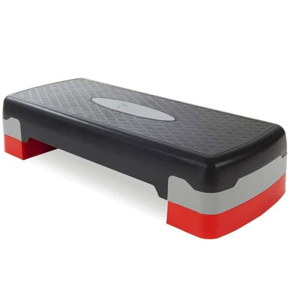 mejores accesorios gimnasio en casa step aerobic fiufiu