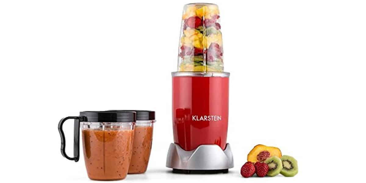 smoohies batidos frutas verduras maquinas batidoras licuadoras klarstein nutrirocket