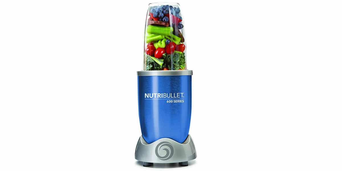 smoohies batidos frutas verduras maquinas batidoras licuadoras nutribullet nbr 0928 b