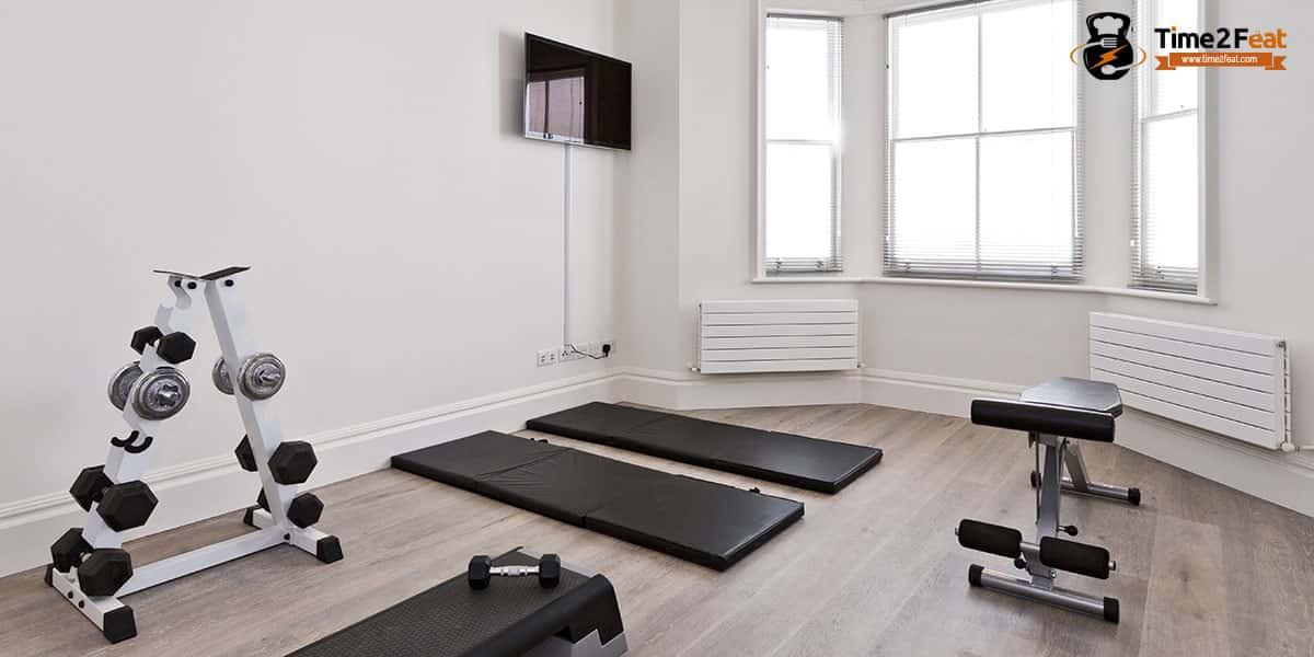 accesorios gimnasio en casa como montarlo