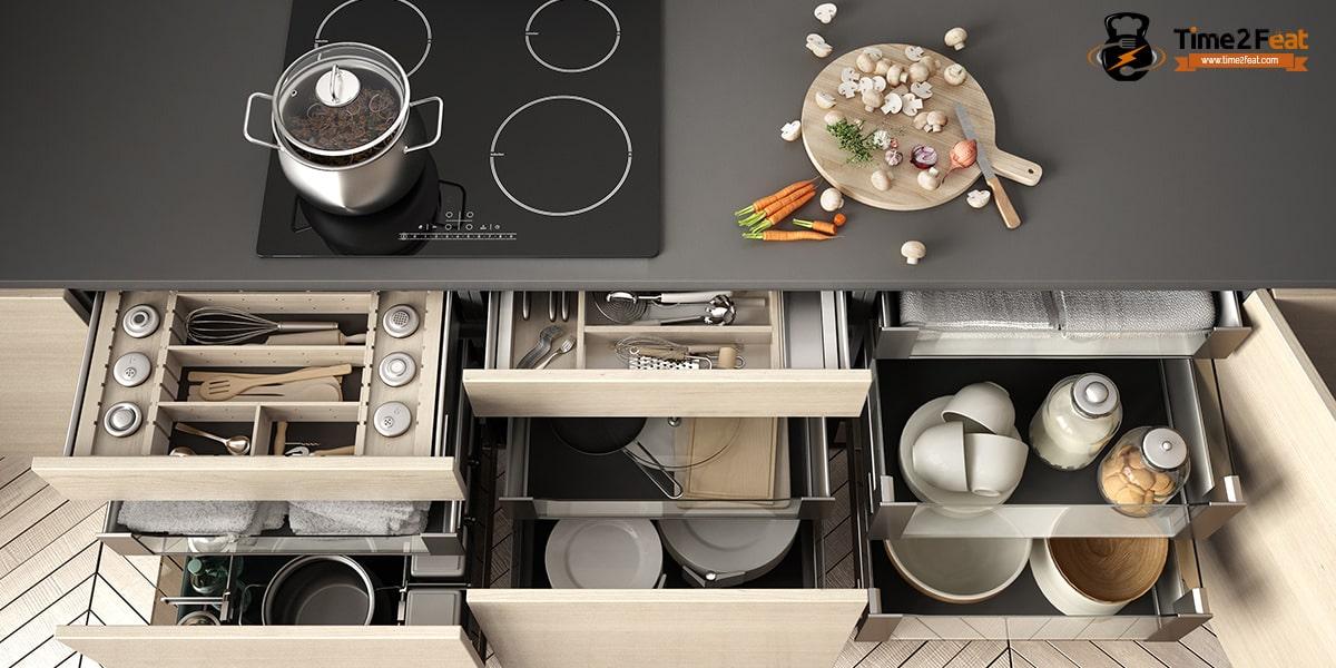 lekue accesorios cocina microondas