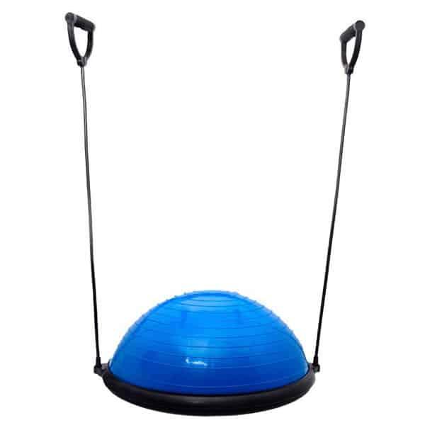 mejores accesorios gimnasio en casa bosu entrenamiento equilibrio fitnesshouse