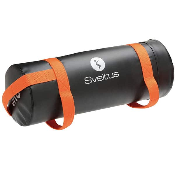 mejores accesorios gimnasio en casa sandbag saco arena sveltus