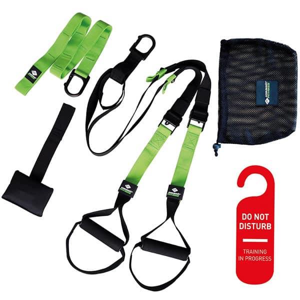 mejores accesorios gimnasio en casa trx entrenamiento suspension schildkröt fitness