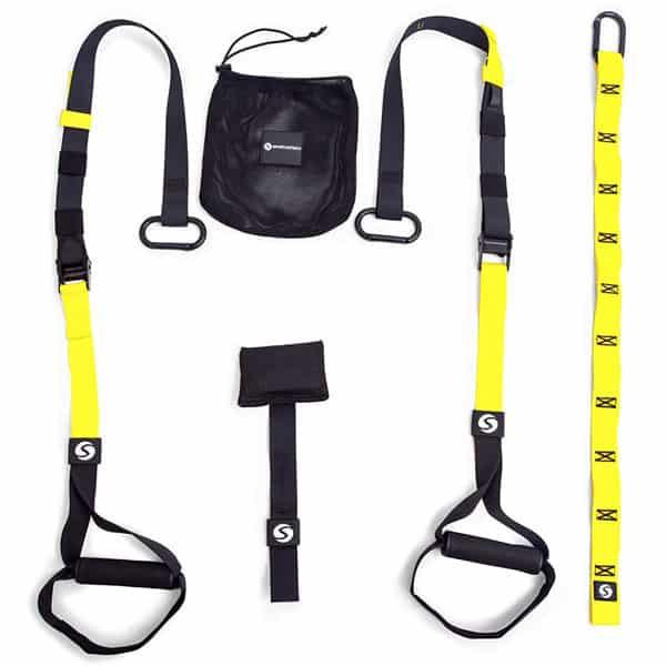 mejores accesorios gimnasio en casa trx entremiento suspension  sportastisch
