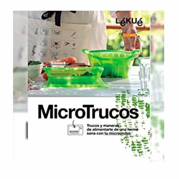 mejores libros recetas trucos lekue micro trucos
