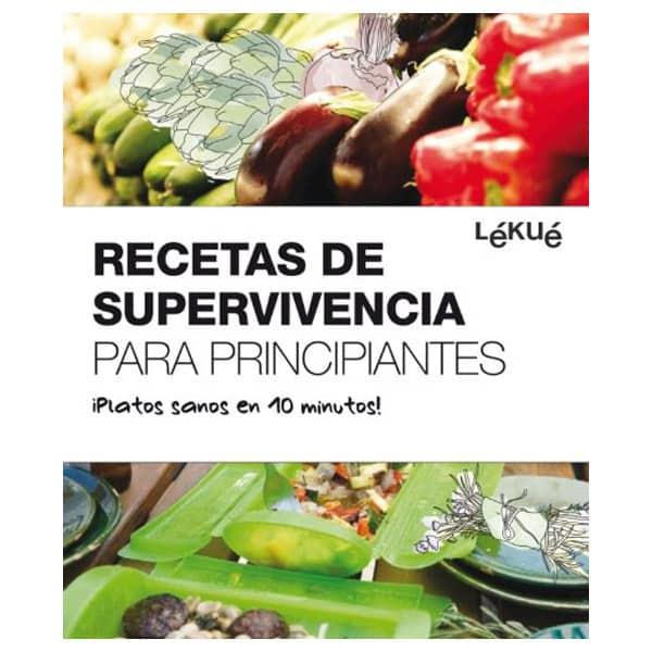 mejores libros recetas trucos lekue recetas de supervivencia para principiantes