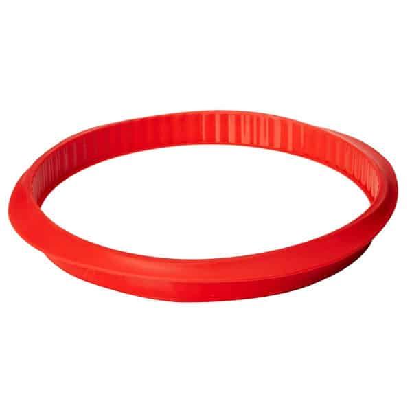 mejores productos utensilios cocina molde silicona desmoldable quiche redondo lekue