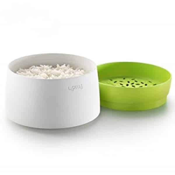 mejores productos utensilios cocina recipiente microondas arroz grano lekue
