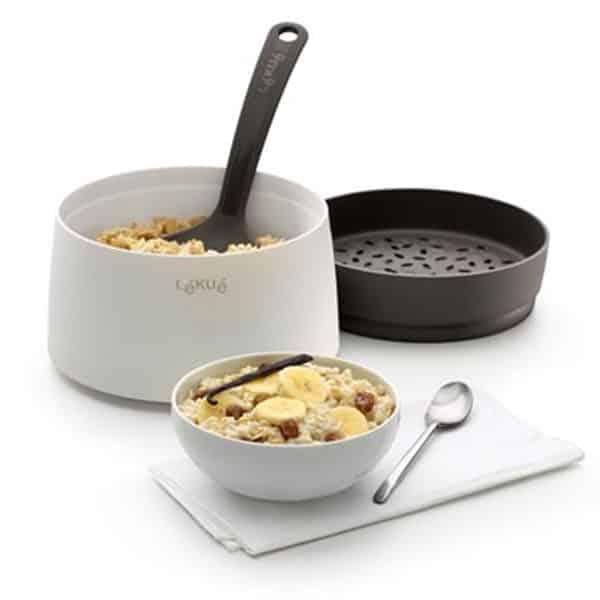 mejores productos utensilios cocina recipiente microondas cereales lekue
