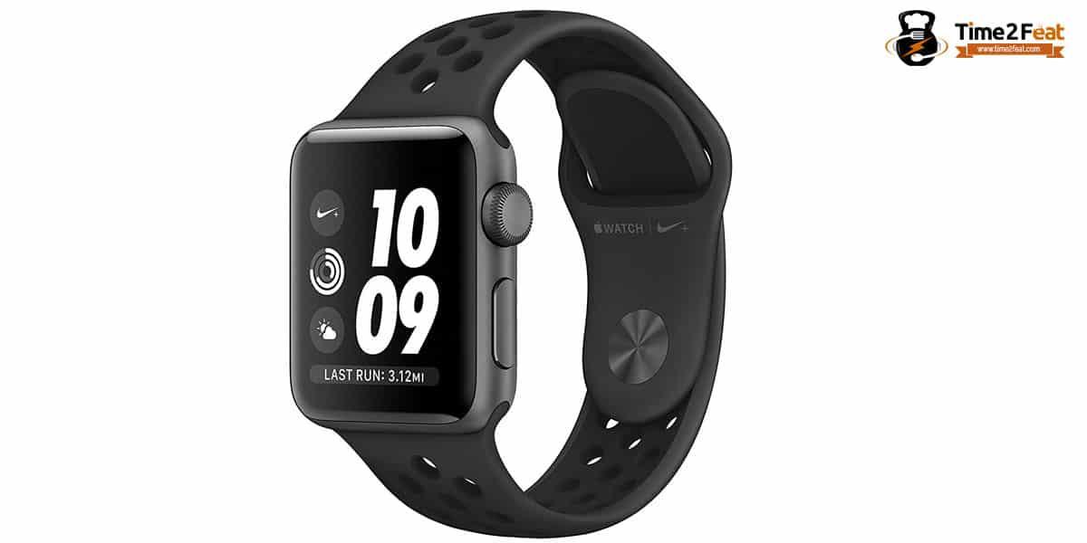 mejores pulsometros pulseras actividad apple watch nike