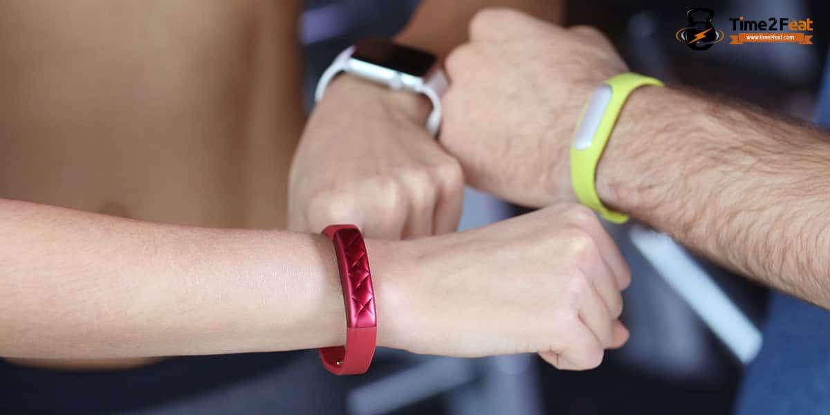 mejores pulsometros pulseras actividad diferencias