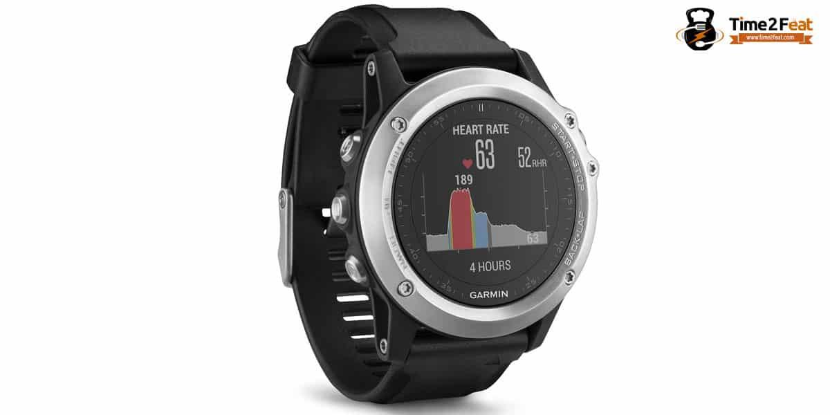 mejores pulsometros pulseras actividad garmin fenix3 hr