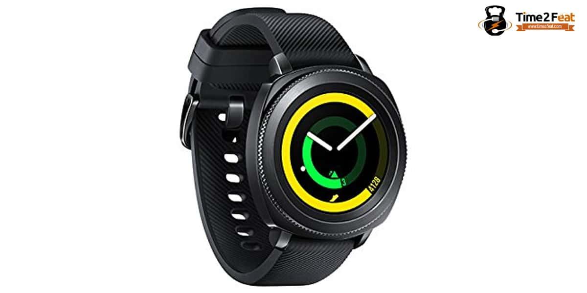 mejores pulsometros pulseras actividad samsung gear sport