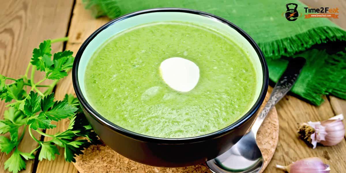 cenas ligeras rapidas saludables recetas sopa judias