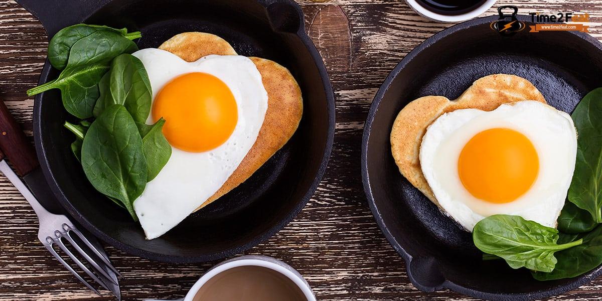 receta tortitas de avena huevo pavo