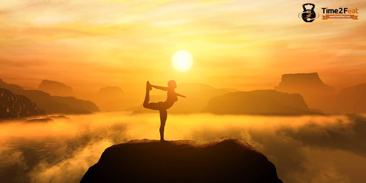 yoga en casa beneficios
