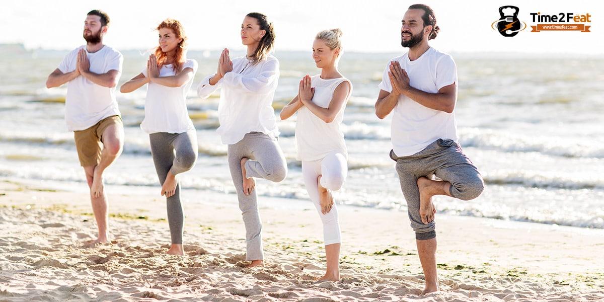 yoga en casa para que sirve