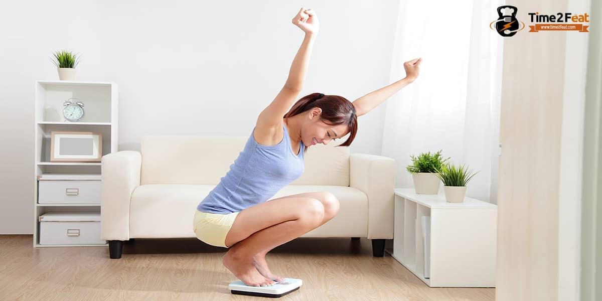calcular masa grasa corporal basculas controlar peso