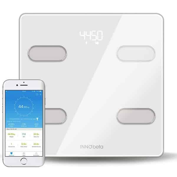 calcular masa grasa corporal basculas electronicas analisis corporal bioimpedancia innobeta