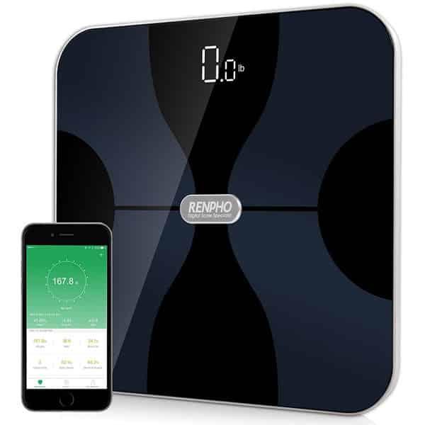 calcular masa grasa corporal basculas electronicas analisis corporal bioimpedancia renpho