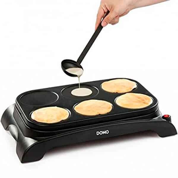 como hacer tortitas de avena mejores maquinas accesorios domo