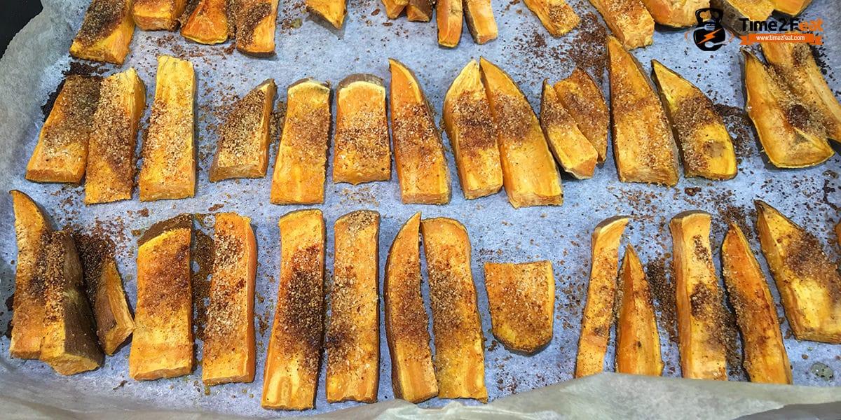 receta batatas horno