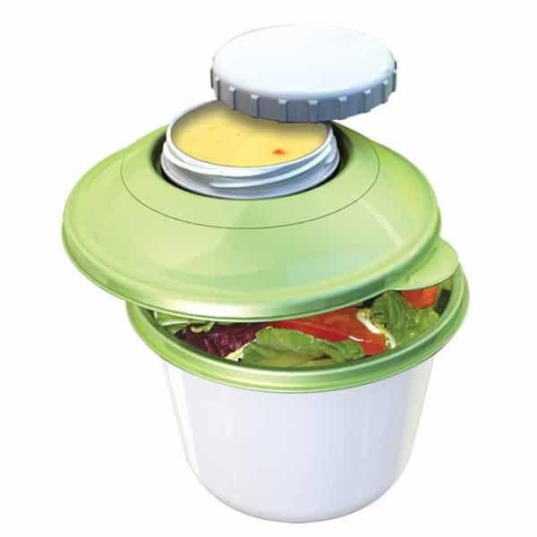accesorios comida playa porta ensaladas coolgear