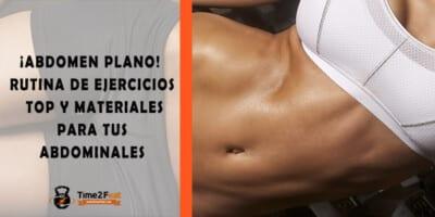 ejercicios abdomen musculos abdominales vientre plano