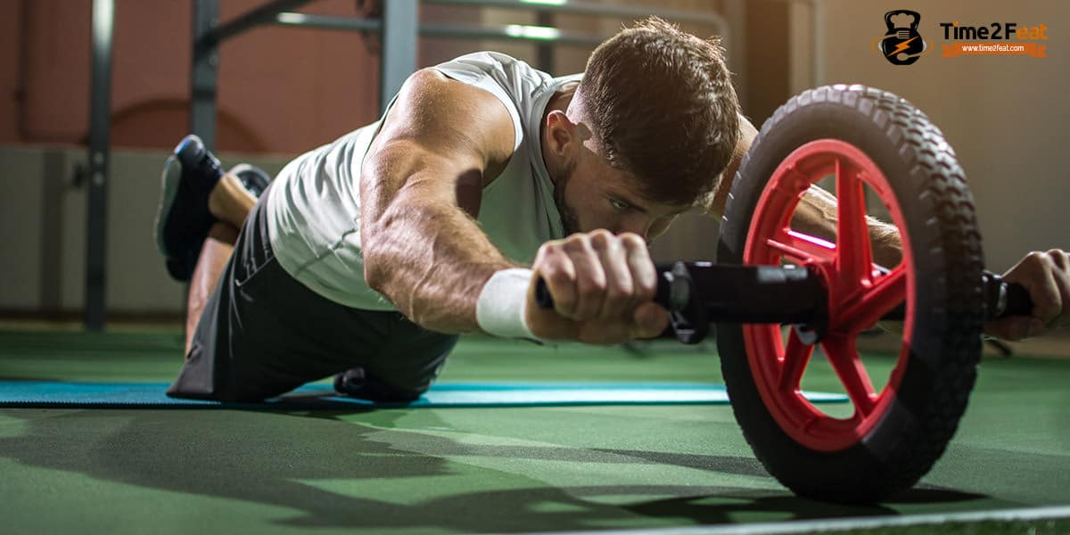 ejercicios abdomen abdominales vientre plano accesorios fitness