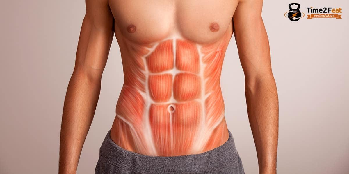 ejercicios abdomen musculos abdominales