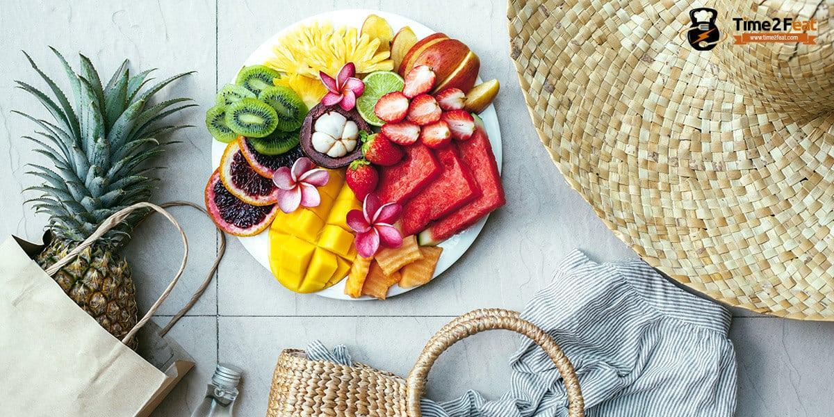 recetas playa control peso verano
