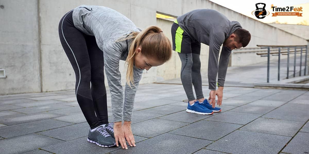 empezar a correr principiantes running estiramientos