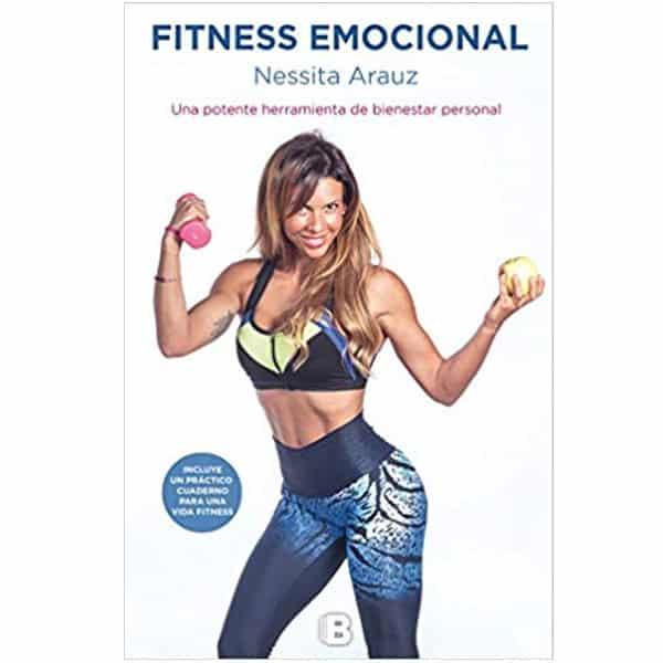 mejores libros fitness entrenamiento fitness emocional nessita arauz