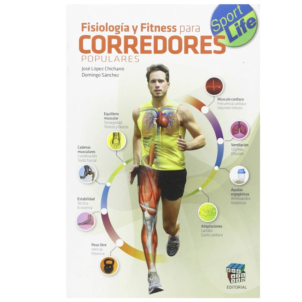 mejores libros fitness entrenamiento fitness fisiologia fitness runners jose lopez chicharro domingo sanchez