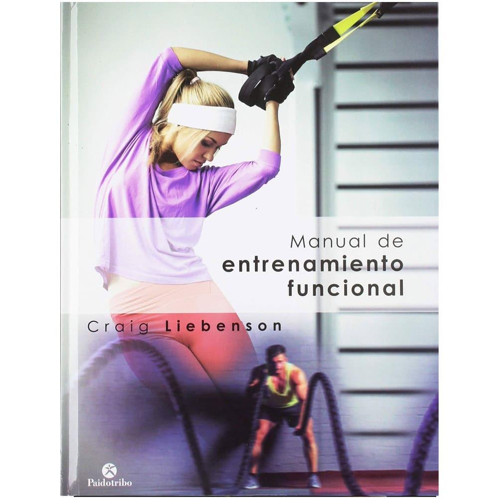 mejores libros fitness entrenamiento manual entrenamiento funcional craig liebenson pedro gonzalez